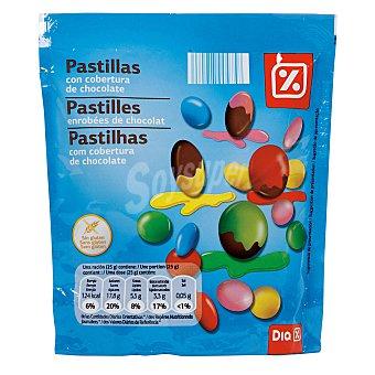 DIA Grageas de chocolate Bolsa 250 gr