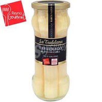 La Tudelana Espárrago blanco 6/8 piezas D.O Tarro 205 g