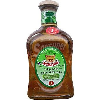 Diosanjana Licor de hierbas Botella 70 cl
