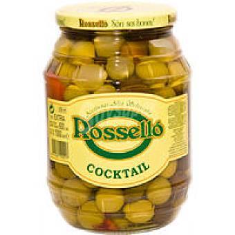 Rossello Aceitunas cocktail Tarro 550 g