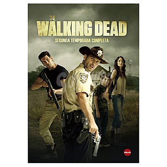 Pack The Walking Dead 2ª Temporada. DVD