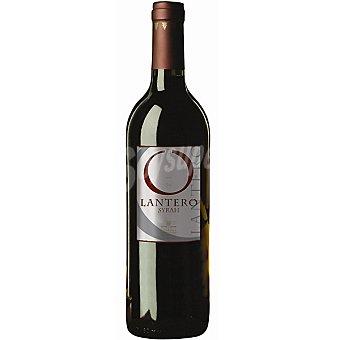 Lantero Vino tinto Syrah de Andalucia botella 75 cl Botella 75 cl