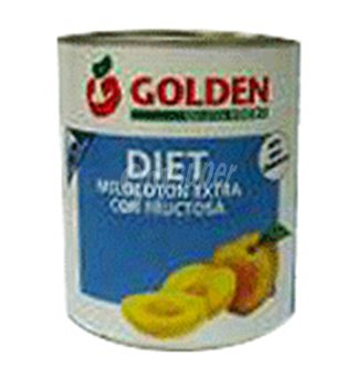 Melocoton golden foods fructosa f/a 480 GRS