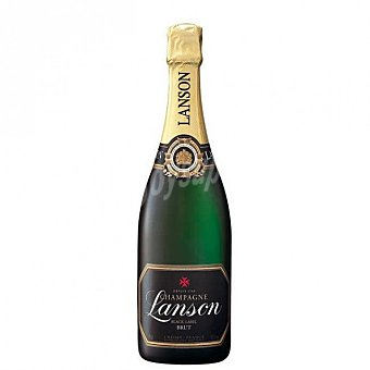 Lanson Champan brut black label Botella 75 cl