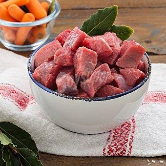 Añojo carne magra troceada para fondue, ragout para guisar 2ª A