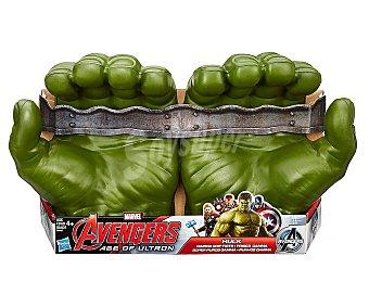 Marvel Puños de Hulk, Los Vengadores, fabricados en plástico duro 1 unidad