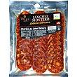 Chorizo ibérico de cebo en lonchas Sobre 100 g Sanchez Montero