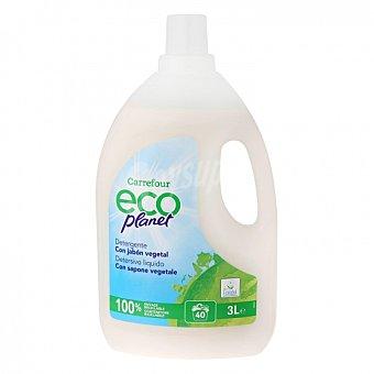 Carrefour Detergente líquido Ecoplanet 40 lavados 40 lavados
