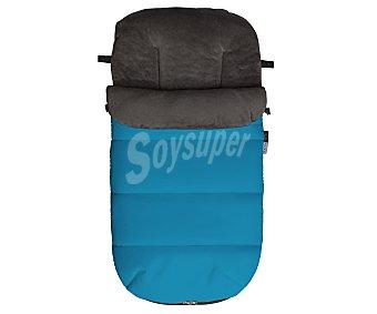 Top disseny insieme Saco de invierno para sillas de paseo, color azul, 93.5 x 45 cm, Saco de invierno