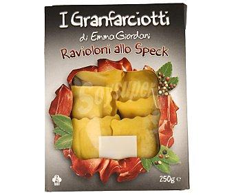 Emma Giordani Ravioli de jamón serrano 250 gr
