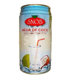 Snob Agua de coco snob 350 ml
