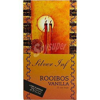 SILVER INF Rooibos con vainilla 25 sobres 25 sobres (estuche 45 g)