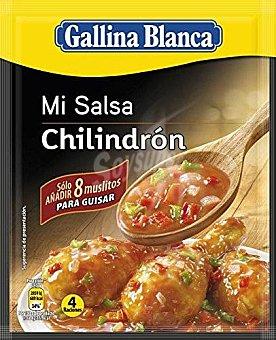 Gallina Blanca Cazuela de pollo al chilindrón Sobre 39 g