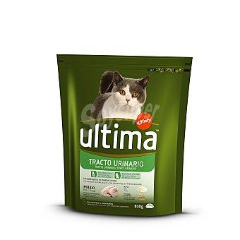 Ultima Affinity Pienso para gatos Ultima Control Tracto Urinario pollo 800 gr