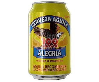 Águila Cerveza Lata de 33 cl