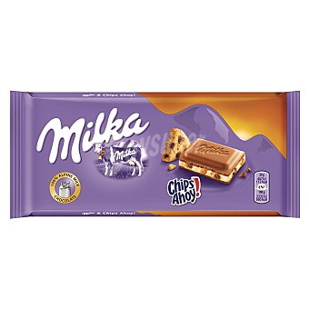 Milka Chocolate con chips ahoy 100 g