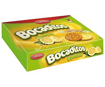 Cuétara Bocaditos de limón Paquete 450 g