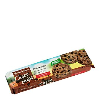 Santiveri Galletas integrales Choco Chips 185 g