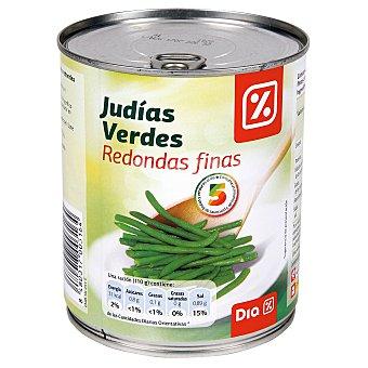DIA Judías verdes LATA 455GR