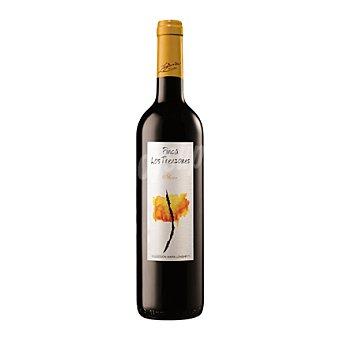 Finca los Trenzones Vino tinto Syrah de la Tierra Castilla la Mancha 75 cl
