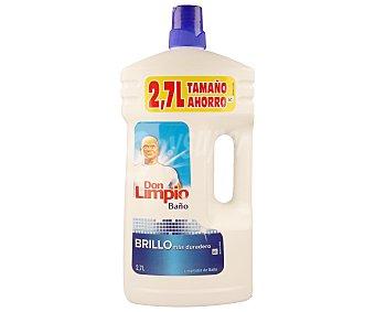 Don Limpio Limpiador baño Garrafa 2,7 litros