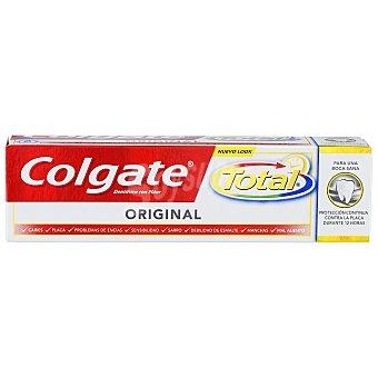 Colgate Dentífrico original acción total con flúor Tubo 75 ml