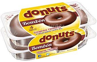 Donuts Donuts Bombón 4 unidades (220 gramos)