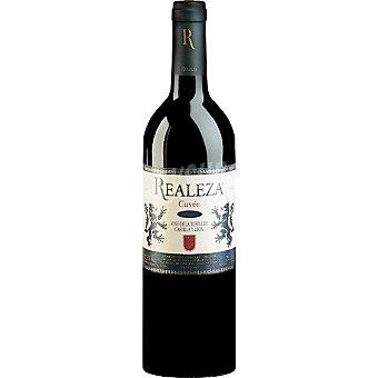 Realeza Vino tinto cuvée de la Tierra de Castilla y León Botella 75 cl