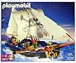 Playset Barco de Piratas, Modelo 5810 1 Unidad Playmobil