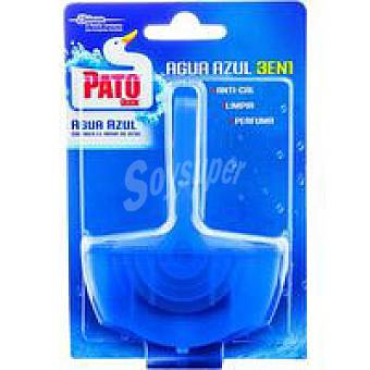 Pato Bloc decolorante azul Pack 1 unid