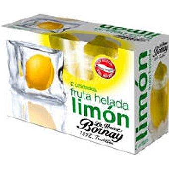 Bornay Fruta helada de limón Caja 140 ml
