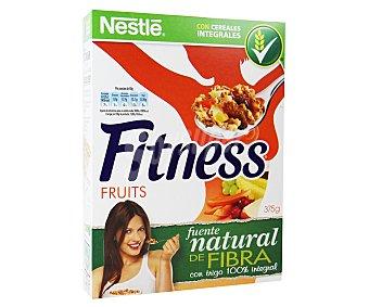 Fitness Nestlé Copos de trigo integral con frutas 375 g
