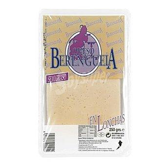 Berenguela Queso semigraso en lonchas 250 g