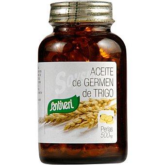 Santiveri Aceite de germen de trigo perlas 500 mg Envase 120 unidades