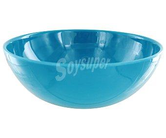 TABERSEO Bol de 15.88 centímetros y fabricado en melamina de color azul 1u