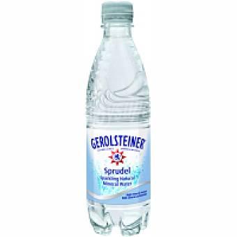 GEROLSTEINER Agua Botellín 50 cl