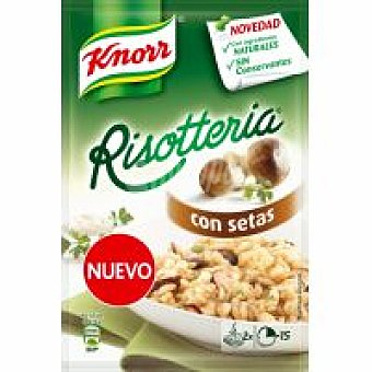 Knorr Risotto de setas Sobre 175 g