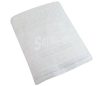 """Actuel Toalla de baño de algodón modal y tejido """"torsión 0"""" color blanco, /m² actuel 600 g"""