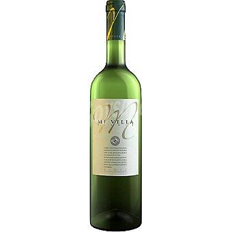 MI VILLA Vino blanco joven D.O. Rioja Botella 75 cl