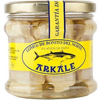 Arkale Migas de bonito en aceite de oliva Tarro 230 g
