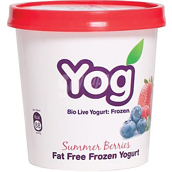 YOG Yogur helado de bayas Tarrina 172 ml