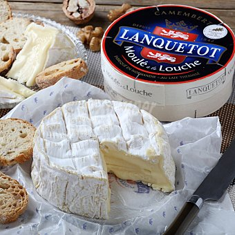 LANQUETOT Queso camembert 250 gr