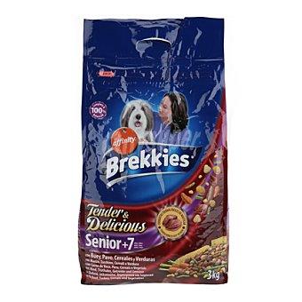 Brekkies Comida para perro 3 kg