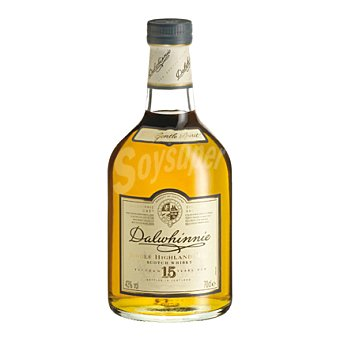 Dalwhinnie Single Malt Whisky de 15 años 70 cl