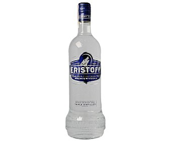 Eristoff Vodka Botella 1 litro