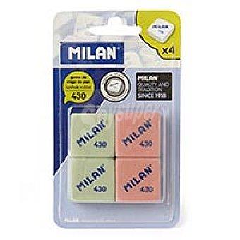 Milan Htv 4 Gomas de borrar