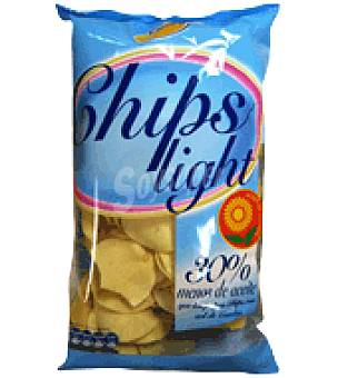 Cumba Patatas chips light 125 g
