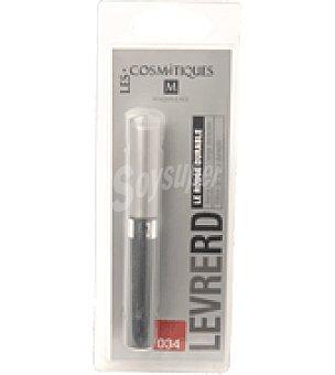 Les Cosmetiques Barra de labios de larga duración nº034 1 ud