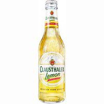 Clausthaler Cerveza lemon botellín 33 cl