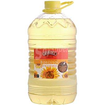 Borges Borgesol Aceite de girasol Garrafa 5 litros